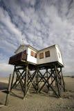 Alta casa alta Fotografia Stock Libera da Diritti