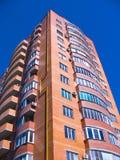 Alta casa residenziale Fotografie Stock