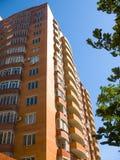 Alta casa residenziale Immagini Stock Libere da Diritti
