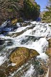 Alta cascata Fotografie Stock