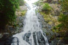 Alta cascata di Sarika in Tailandia Immagine Stock Libera da Diritti