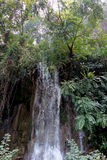 Alta cascata himalayana Immagine Stock Libera da Diritti