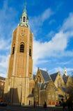 Alta chiesa, Grote Kerk Immagini Stock