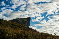 Alta collina Fotografie Stock
