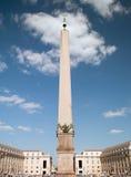 Alta colonna Immagini Stock