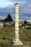 Alta colonna Fotografia Stock