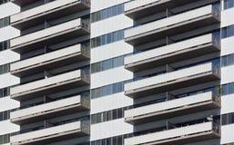 Alta colonna montante dell'appartamento Immagini Stock