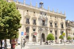 Alta corte dell'Andalusia Fotografia Stock