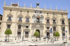 Alta corte dell'Andalusia Immagine Stock Libera da Diritti