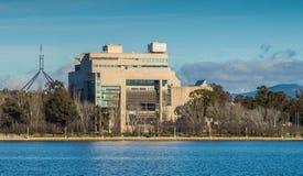 Alta corte dell'Australia Immagine Stock