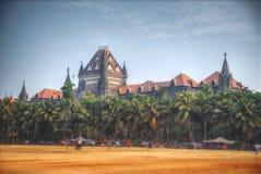 Alta corte di Bombay Immagini Stock Libere da Diritti