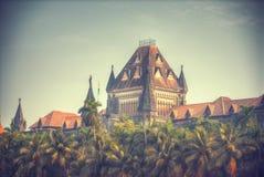 Alta corte di Bombay Fotografia Stock