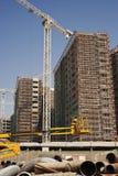 Alta costruzione Immagini Stock
