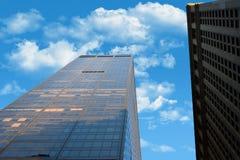 Alta costruzione Fotografia Stock