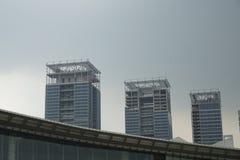 Alta costruzione Immagini Stock Libere da Diritti