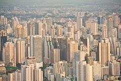 Alta costruzione a Bangkok Fotografia Stock Libera da Diritti