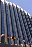 Alta costruzione corporativa moderna Immagine Stock