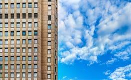 Alta costruzione d'annata di lusso Fotografie Stock