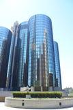 Alta costruzione di affari Immagine Stock