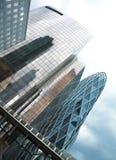 Alta costruzione di affari a Parigi Francia Fotografia Stock Libera da Diritti