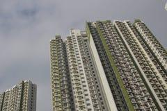 Alta costruzione di appartamento su Tat Estate Immagine Stock Libera da Diritti
