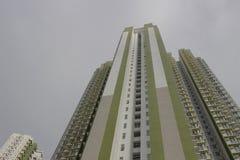 Alta costruzione di appartamento su Tat Estate Fotografie Stock Libere da Diritti