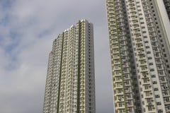 Alta costruzione di appartamento su Tat Estate Fotografia Stock