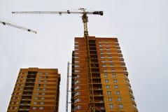 Alta costruzione di aumento Fotografie Stock Libere da Diritti