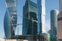 Alta costruzione di aumento Immagini Stock Libere da Diritti