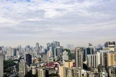 alta costruzione di Guangzhou Fotografia Stock