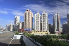 Alta costruzione (gruppo di dangdai) Immagini Stock Libere da Diritti