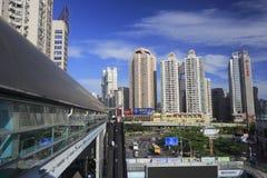 Alta costruzione (gruppo di dangdai) Immagini Stock