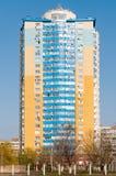 Alta costruzione a Kiev Fotografie Stock Libere da Diritti