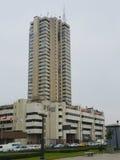Alta costruzione a Lima, Perù Immagini Stock