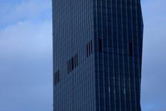 Alta costruzione moderna Fotografia Stock Libera da Diritti