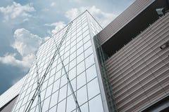 Alta costruzione moderna Immagine Stock