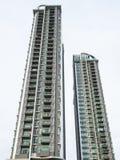 Alta costruzione moderna, Condomimium (appartamento) Immagine Stock