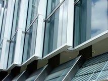 Alta costruzione moderna di aumento Immagine Stock