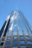Alta costruzione nell'architettura concentrare di Boston Immagine Stock Libera da Diritti