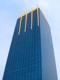 Alta costruzione nella capitale Fotografia Stock