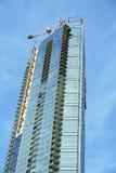 Alta costruzione Vancouver di aumento Fotografia Stock