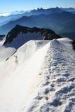 Alta cumbre imagen de archivo libre de regalías