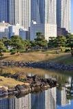 Alta densidad de Tokio fotos de archivo