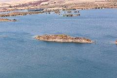 Alta diga - Egitto Fotografie Stock Libere da Diritti