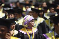 ALTA DISOCCUPAZIONE DELL'INDONESIA Immagine Stock Libera da Diritti