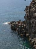 Alta Dive Italy Fotografia Stock Libera da Diritti