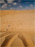 Alta duna Fotografia Stock Libera da Diritti