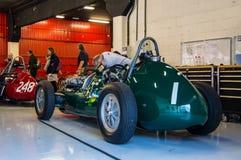 Alta F2 in circuito de Barcellona, Catalogna, Spagna Fotografia Stock