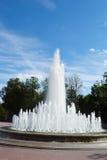 Alta fontana Fotografie Stock