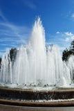 Alta fontana Immagine Stock